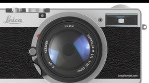 Leica M Typ 801 คอนเซปออกมาให้ชมแล้ว 60 ล้าน CMOS ก็มา