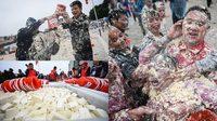 มันส์กันถ้วนหน้า!! พาไปชมบรรยากาศ Tofu Festival ในมณฑลกวางตุ้ง จัดขึ้นมาแล้ว 400 ปี