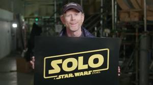 รอน โฮเวิร์ด ประกาศชื่ออย่างเป็นทางการแล้ว!! Solo: A Star Wars Story