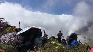 คนไทยกว่า 100 คน ติดภูเขาไฟรินจานี หลังเกิดเหตุแผ่นดินไหวอินโดฯ