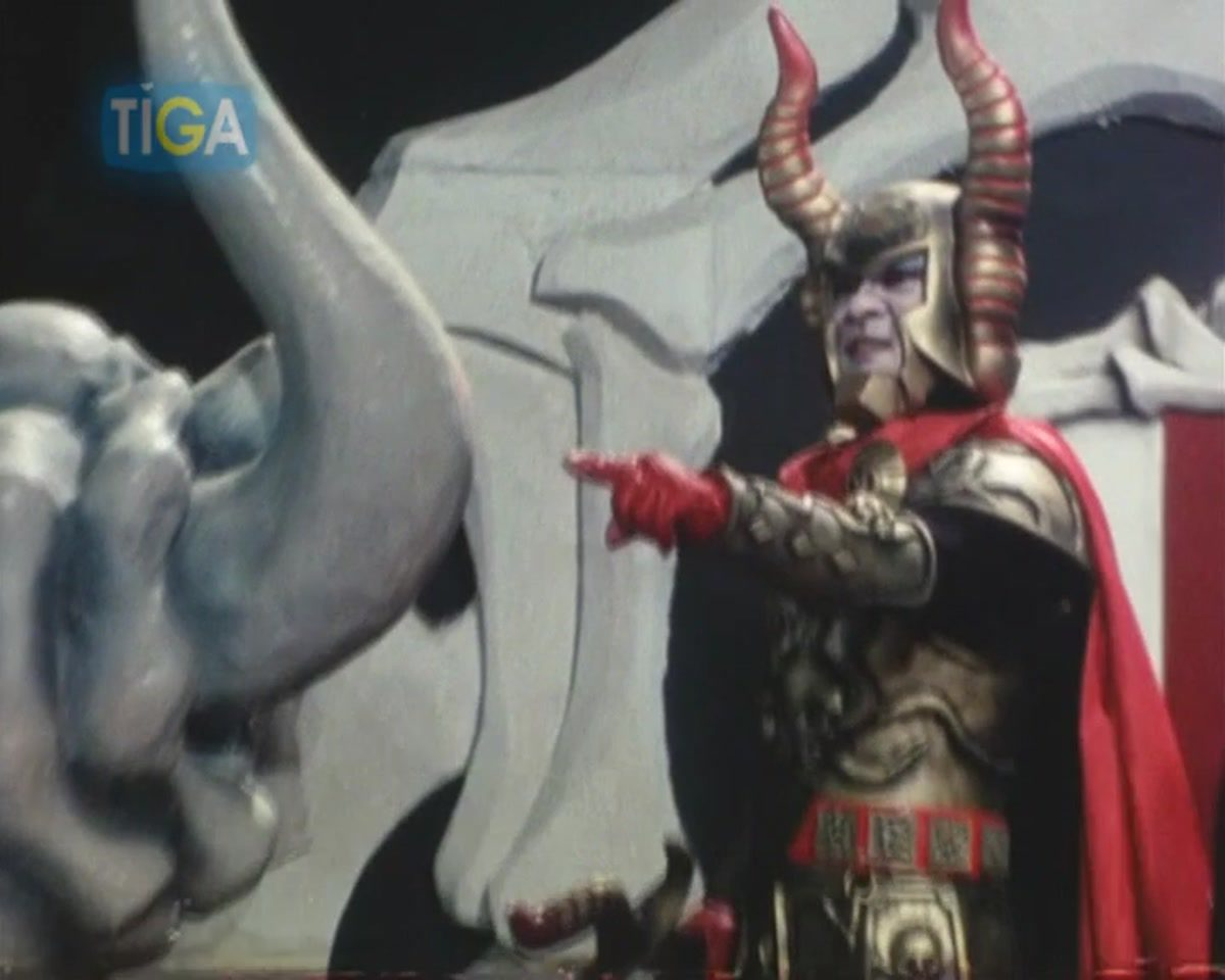 Masked Rider Skyrider ตอนที่ 28-1