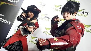 แอบส่อง COSPLAY งาน THAILAND GAME EXPO BY AIS ESPORTS
