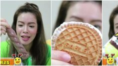ฟินอีกครั้ง ดีเจจูนรีวิวไอศกรีมสัญชาติญี่ปุ่นที่มีขายใน B2S