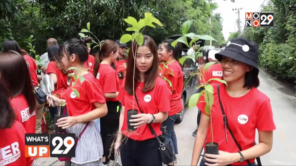 UM Thailand รวมพลัง UM Worldwide ทำกิจกรรมเพื่อสิ่งแวดล้อม