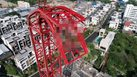 LPN แจงเหตุเครนล้ม ขณะกำลังก่อสร้างคอนโดฯ ย่านพระราม 3