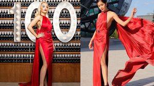 ปู ไปรยา VS Rita Ora ในชุดแบรนด์ไทย Sorapol คนไหนใครปังกว่า!!!