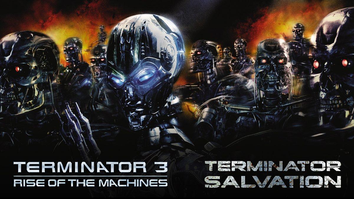 Terminator ฅนเหล็ก 3 - 4 ฉายแล้วที่ MONOMAX