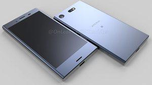 รวมภาพเรนเดอร์และสเปค Sony Xperia XZ1 Compact มือถือขนาดเล็กที่อยู่ในระดับพรีเมียม