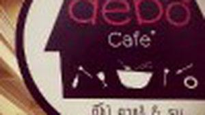 debo cafe' (ดีโบ้ คาเฟ่) ร้านก๋วยเตี๋ยวสุดชิค ถนนแนบเคหาสน์ หัวหิน