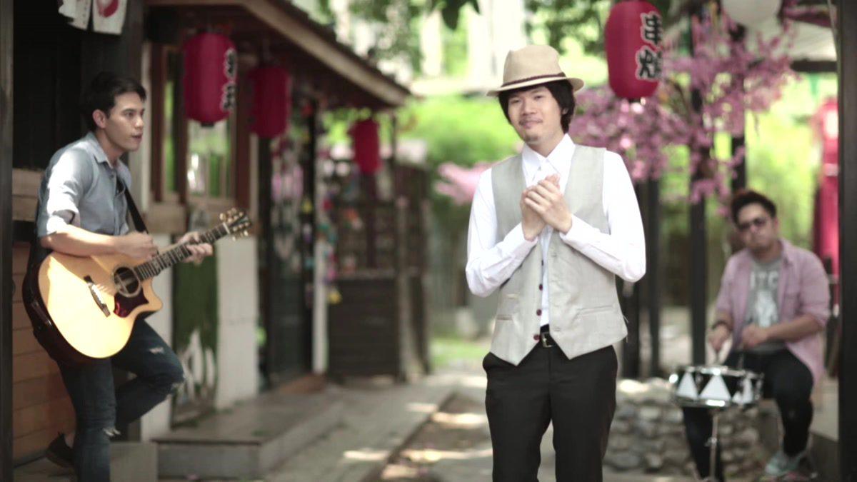 [MONO MUSIC Cafe] ถูกกระทำโดยผู้ชำนาญ - ต็อง วิตติวัต [Official MV]