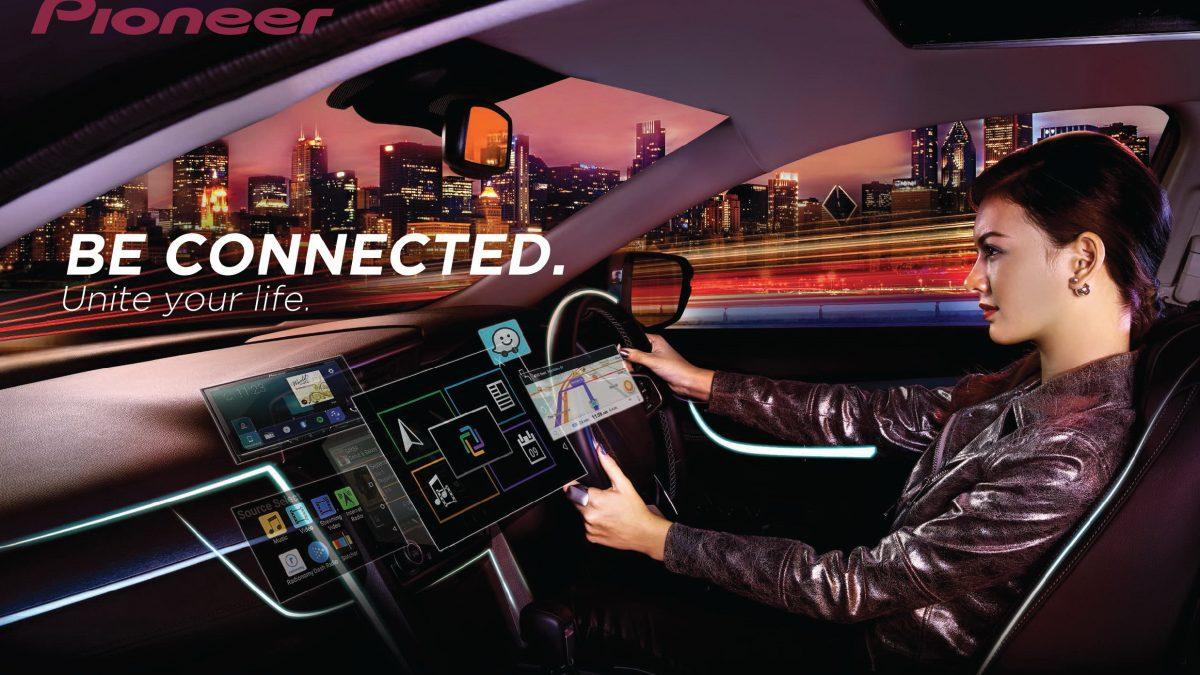 Pioneer Z – Series เหนือกว่าทุกไลฟ์สไตล์การขับขี่ ไปกับจอทีวีติดรถยนต์ระบบอินโฟเท็นเม้นแห่งปี 2018