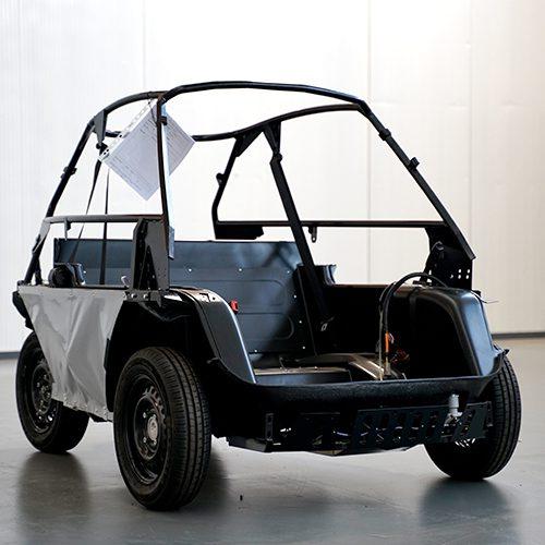 Microlino Prototype 1.0