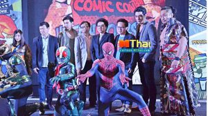 Thailand Comic con 2014 ครั้งแรกของประเทศกับงานยิ่งใหญ่ที่สุด!!