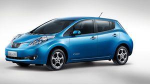 รถยนต์ไฟฟ้า จากค่าย Nissan เตรียมบุกตลาดจีนปี 2018