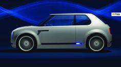 Honda คอนเฟิร์ม! เปิดตัวรถยนต์ไฟฟ้าตัวต้นแบบครั้งแรกที่ Geneva Motor Show