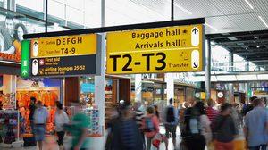 คำศัพท์ภาษาอังกฤษเกี่ยวกับสนามบิน และบนเครื่องบิน