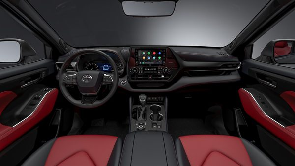 Toyota Hilander XSE