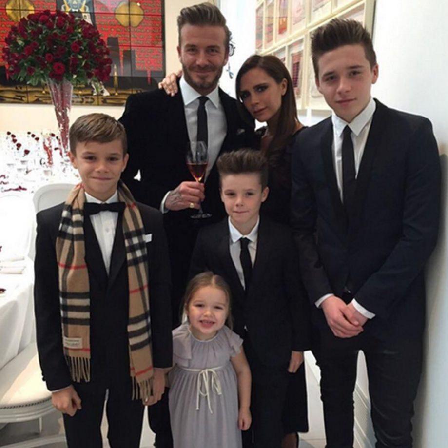 ครอบครัวเบ็คแฮม