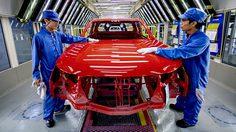 Chevrolet สร้างคุณภาพในกระบวนการผลิตรถยนต์เทรลเบลเซอร์และโคโลราโด
