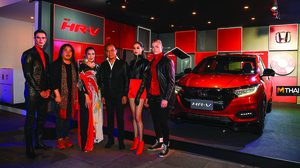 Honda HRV ใหม่ ถ่ายทอดผ่านโชว์ฟินาเล่บนรันเวย์ ELLE Fashion Week 2018 ในสไตล์ของแบรนด์ HOOK'S