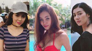 สนุกแน่งานนี้! 5 สาวมิสแกรนด์ 2016 พร้อมใจสมัคร The Face Thailand 3