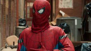 ใช่สไปเดอร์แมนในชุดสเตลธ์หรือไม่? ในภาพปริศนาจาก Spider-Man: Far From Home