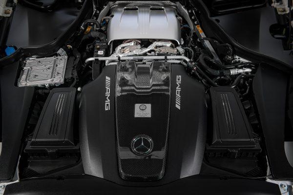 Mercedes-AMG GT C Roadster