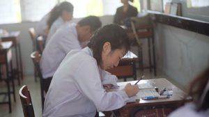 สทศ.ประกาศ O-Net ม.6 วิชาภาษาอังกฤษได้คะแนนต่ำสุด