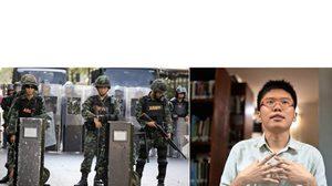 ดังไกล! สื่อโสมขาว ตีพิมพ์บทสัมภาษณ์ เนติวิทย์ เรื่องเกณฑ์ทหาร