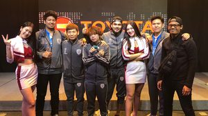 BURIRAM UNITED แรงต่อเนื่องคว้าแชมป์สมัยที่ 2 TOYOTA E LEAGUE 2019