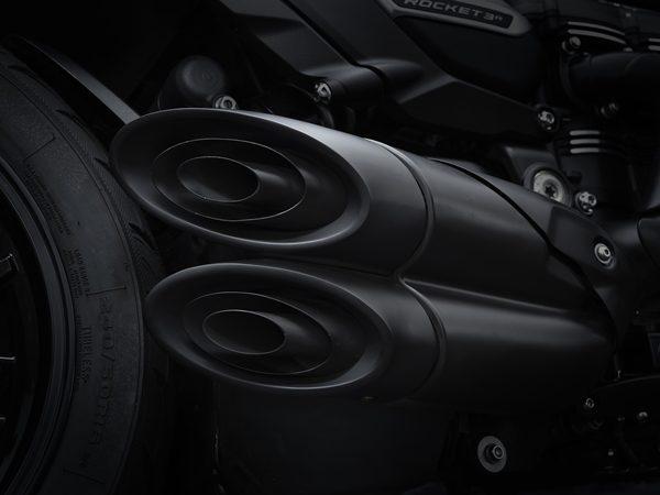 Triumph Rocket 3R Black