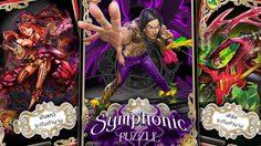 Symphonic Puzzle เกมส์มือถือพัซเซิลแนวดนตรี เติมเต็มความสนุก