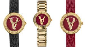 Versace เปิดตัวนาฬิกาสุดหรูคอลเลคชั่น Spring/Summer 2021 รุ่น Mini Virtus Duo