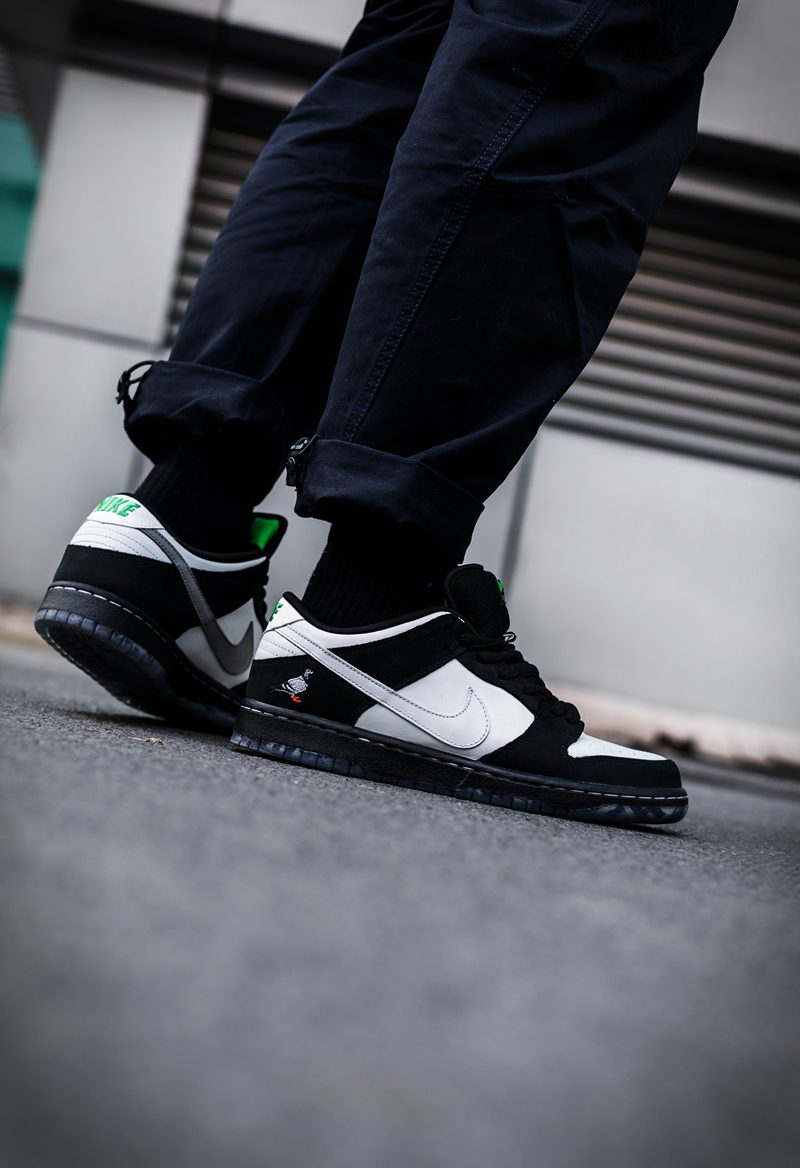 Nike x Staple Dunk Low 'Panda Pigeon'