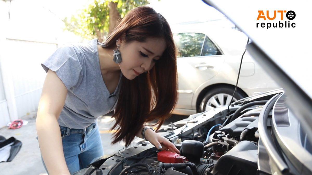 วิธีการพ่วงแบตเตอรี่รถยนต์ที่ถูกวิธี เขาทำกันอย่างไร ต้องอย่าพลาด
