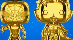 สีทองก็มา!! เปิดพรีออร์เดอร์ Funko Pop! ซูเปอร์ฮีโร่จักรวาลมาร์เวล