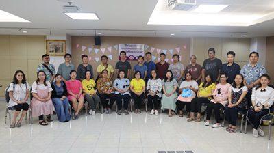 รพ.ธนบุรี2 จัดกิจกรรมอบรมตั้งครรภ์คุณภาพ ครั้งที่ 2