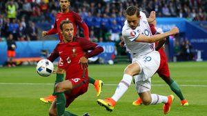 ผลบอล :ไม่มีหมูให้เชือด!ไอซ์แลนด์ประเดิมเล่นยูโรเจ๊าโปรตุเกส