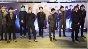 Hey! Say! JUMP เหินฟ้าสู่ฮ่องกง เตรียมร่วม 'THE MUSIC DAY' ถ่ายทอดสดสู่ไทยพรุ่งนี้(7 ก.ค.)