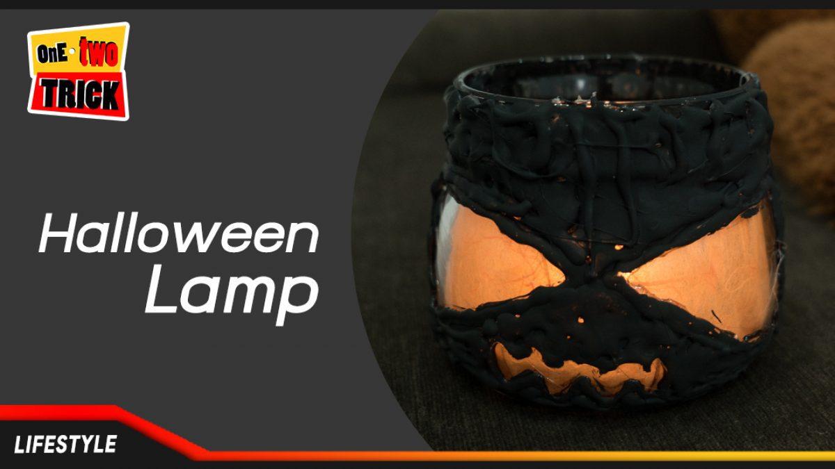 Halloween Lamp โคมไฟสุดหลอนรับวันปล่อยผี