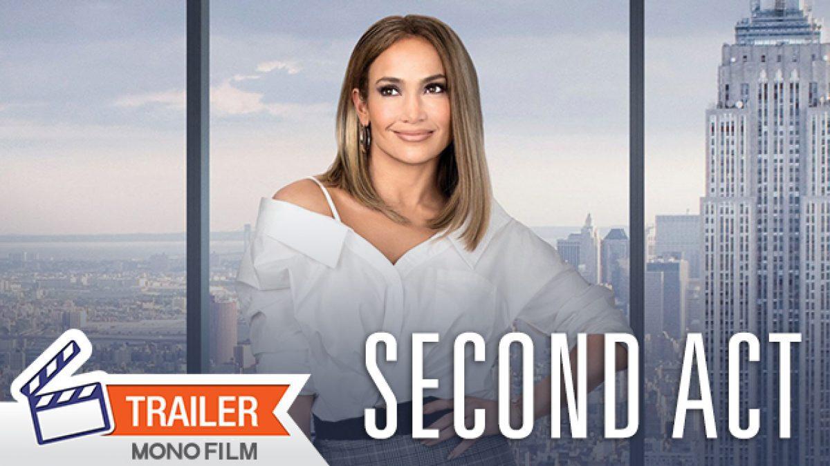 ตัวอย่างซับไทย Second Act สาวแซ่บโปรไฟล์แสบ [Official Trailer]