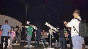 สดร.ชวนน้องสนุก งานดาราศาสตร์ในวันเด็กแห่งชาติ 2562