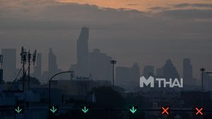 กรุงเทพฯ ค่าฝุ่นละออง PM2.5 ยังมีผลกระทบต่อสุขภาพ