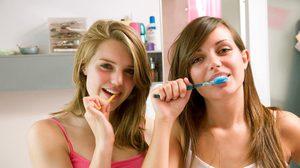 ไปนอนค้างบ้านเพื่อน แต่ลืมเอาแปรงสีฟันมา