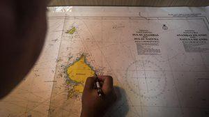 สรุปความขัดแย้ง 'อินโดนีเซีย-จีน' กรณีตีกันแย่งพื้นที่ในทะเลจีนใต้