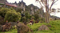 """ตามรอยหนัง """"เดอะ ฮอบบิท"""" ที่ นิวซีแลนด์"""