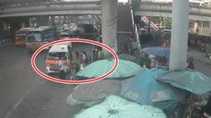 บขส.สั่งปรับผู้ประกอบการรถตู้กรุงเทพ-ลพบุรี หลังมีคลิปฉาวคนขับตบผู้โดยสาร