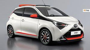 Toyota เตรียมเปิดตัว Toyota Aygo Special Editions ตัวใหม่ที่ Geneva