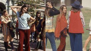 ย้อนอดีต แฟชั่นนักเรียนยุค 60 เก๋ไก๋สไลเดอร์!