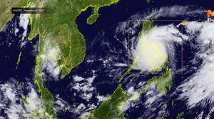 พายุโคนี พัดขึ้นฝั่งฟิลิปปินส์แล้ว – 1 พ.ย.